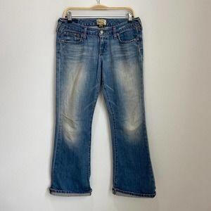Abercrombie & Fitch Boyfriend Fit Jeans Size 6